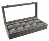 X-E1.1   Presentation Box Grey 40x19x7cm